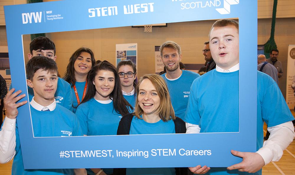 STEM West 2018