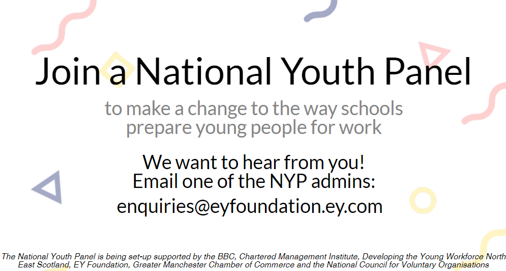 Calling Young People to Join a National Youth Panel! - News