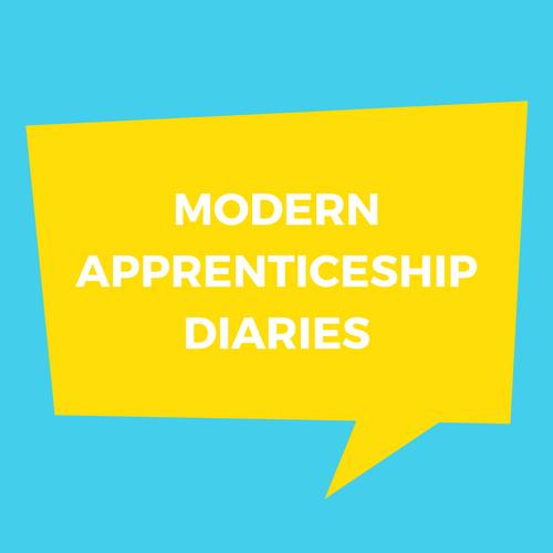 Emily's Modern Apprenticeship Blog