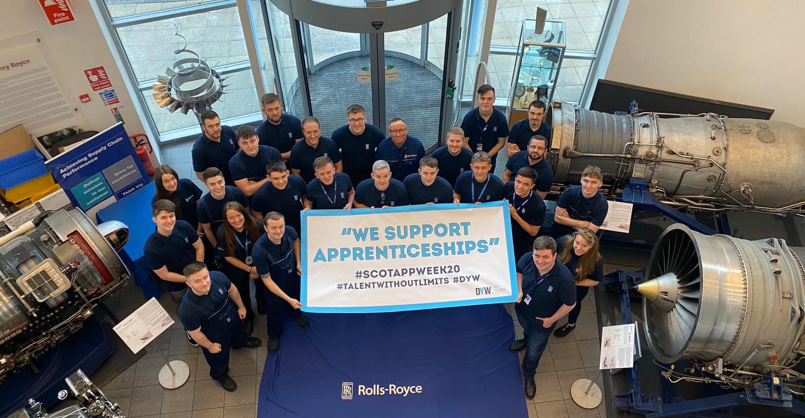 Scottish Apprenticeship Week 2020