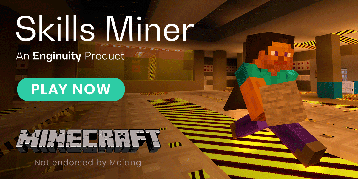 Enginuity Skills Miner Launch